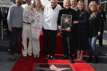 Maureen McCormick Sid And Marty Krofft Are Honored With A Star On The Hollywood Walk Of Fame
