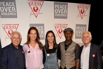 Maurice Marciano Peace Over Violence Announces GUESS Foundation Support For The 16th Annual Denim Day On April 29, 2015