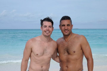 Mauricio Umansky Sandals Emerald Bay Celebrity Getaway And Golf Weekend - Day Two Island Routes Caribbean Adventure Tour