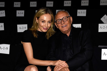 Max Azria Herve Leger By Max Azria - Front Row - Mercedes-Benz Fashion Week Spring 2015