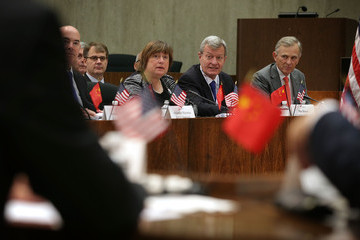 Max Baucus State Dept. and Treasury Hosts U.S.-China Strategic and Economic Dialogue Summit