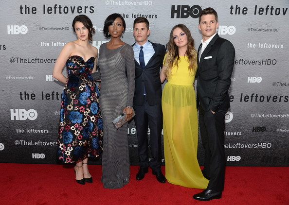 Max Carver - 'The Leftovers' Premieres in NYC