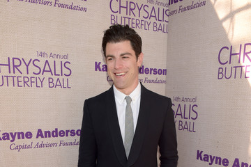 Max Greenfield 14th Annual Chrysalis Butterfly Ball Sponsored By Audi, Kayne Anderson, Lauren B. Beauty And Z Gallerie - Red Carpet
