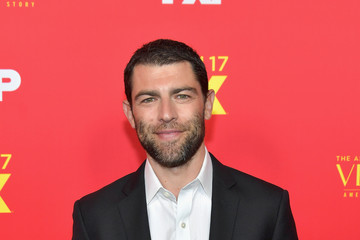 Max Greenfield Premiere Of FX's 'The Assassination Of Gianni Versace: American Crime Story' - Arrivals