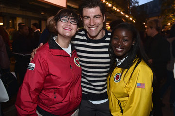 Max Greenfield City Year Los Angeles Spring Break Event
