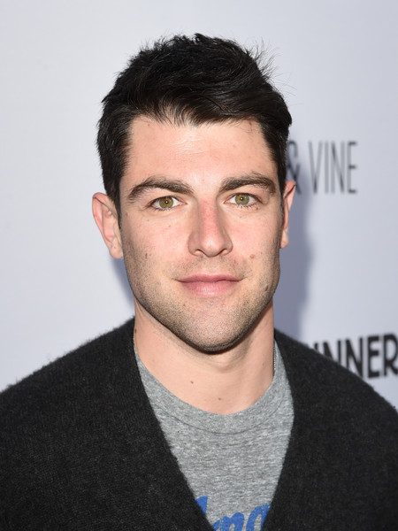 how tall is max greenfield