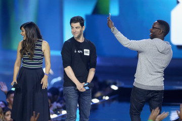 Max Greenfield WE Day California