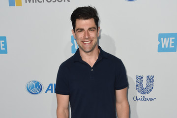 Max Greenfield WE Day California - Arrivals