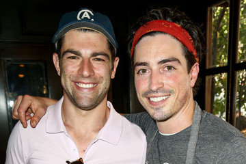 Max Greenfield Crab Cake Event
