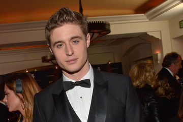 Max Irons The Weinstein Company's Academy Awards Nominees Dinner In Partnership With Chopard, DeLeon Tequila, FIJI Water And MAC Cosmetics