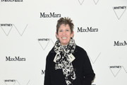 Vice President of the Whitney Museum of Art, Beth Rudin DeWoody attends the Max Mara, presenting sponsor's, celebration of the opening of The Whitney Museum Of American Art at it's new location on April 24, 2015 in New York City.
