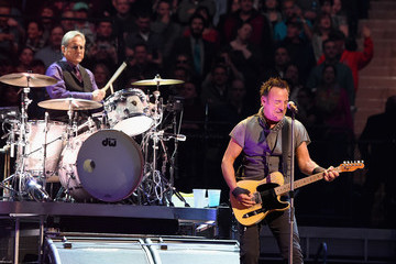 Max Weinberg Bruce Springsteen in Concert - New York, New York