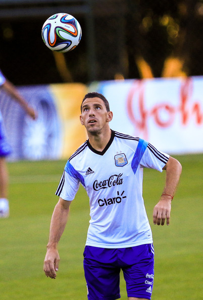 Argentina Training & Press Conference - 2014 FIFA World Cup Brazil