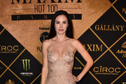 Model Jayde Nicole attends the Maxim Hot 100 Party at the Hollywood Palladium on July 30, 2016 in Los Angeles, California.