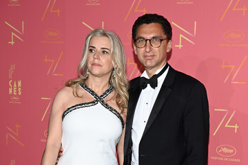 Maxime Saada Opening Ceremony Gala Dinner Arrivals - The 74th Annual Cannes Film Festival