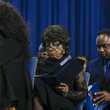 Maxine Waters Funeral Held For Former Rep. John Conyers In Detroit