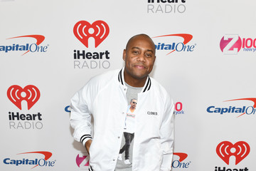 Maxwell Z100's Jingle Ball 2018 - Press Room