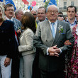 Jean-Marie Le Pen May Day Protest in Paris