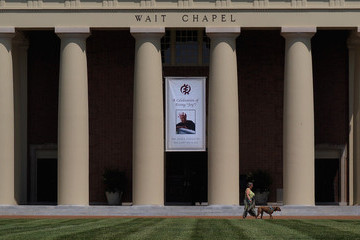 Maya Angelou Atmosphere at Wake Forest University