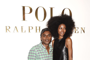 Maya Haile Polo Ralph Lauren - Arrivals - New York Fashion Week: Men's S/S 2016