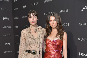Maya Henry 2018 LACMA Art + Film Gala Honoring Catherine Opie And Guillermo Del Toro Presented By Gucci - Red Carpet