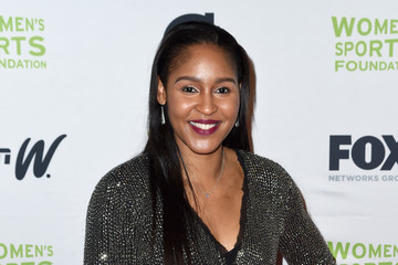 Maya Moore The Women's Sports Foundation's 38th Annual Salute to Women in Sports Awards Gala  - Arrivals