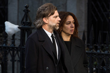Maya Rudolph Funeral Held for Philip Seymour Hoffman