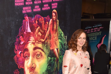 "Maya Rudolph Premiere Of Warner Bros. Pictures' ""Inherent Vice"" - Arrivals"