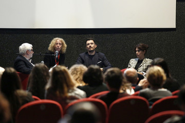 Maya Sansa Orlando Bloom Meets the Audience - 12th Rome Film Fest