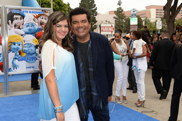 "Mayan Lopez Premiere Of Columbia Pictures' ""Smurfs 2"" - Arrivals"