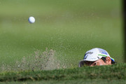 Ryo Ishikawa of Japan on the par four second hole during the final of the Maybank Championship Malaysia at Saujana Golf and Country Club on February 4, 2018 in Kuala Lumpur, Malaysia.