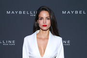 Sofia Resing attends the Maybelline New York Fashion Week party on September 07, 2019 in New York City.