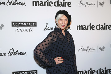 Maye Musk Marie Claire Celebrates Fifth Annual 'Fresh Faces' in Hollywood With SheaMoisture, Simon G. And Sam Edelman - Arrivals