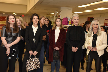 Maye Musk Shop For Success Benefiting Dress For Success VIP Grand Opening