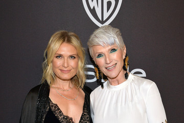 Maye Musk The 2019 InStyle And Warner Bros. 76th Annual Golden Globe Awards Post-Party - Red Carpet