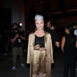 Maye Musk Brandon Maxwell - Front Row & Backstage - September 2021 - New York Fashion Week: The Shows