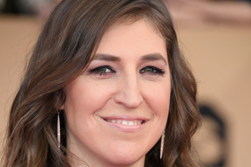 Mayim Bialik 23rd Annual Screen Actors Guild Awards - Arrivals