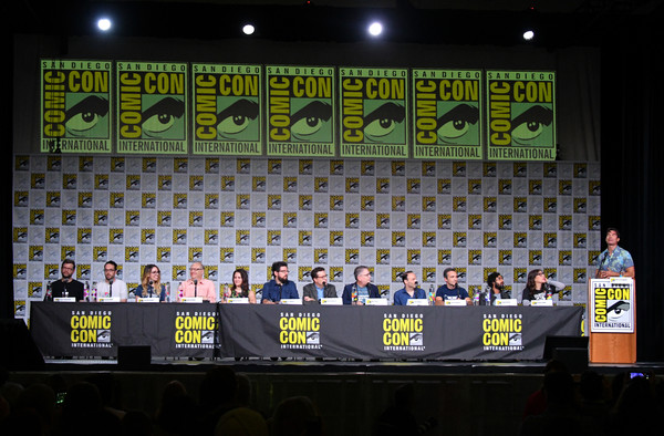Comic-Con International 2018 - Inside 'The Big Bang Theory' Writers' Room