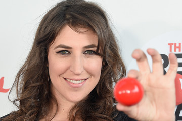 Mayim Bialik The Red Nose Day Special On NBC - Arrivals