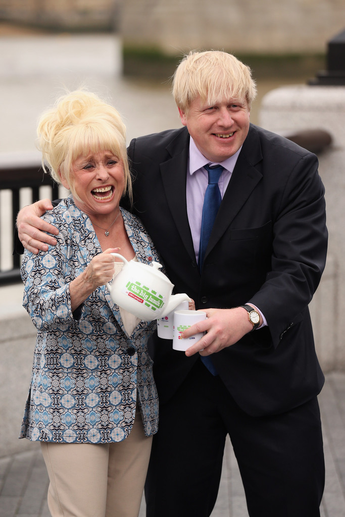 Mayor+London+Boris+Johnson+Barbara+Winds