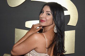 Mayra Veronica The 58th GRAMMY Awards - Red Carpet