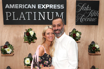 Mazdack Rassi Saks And American Express Platinum Celebrate The Shop Saks With Platinum Benefit Launch With A Summer Soiree At The NoMad Rooftop