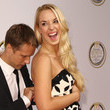Oliver Pocher and Sabine Lisicki Photos