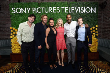 McKinley Freeman Sony Pictures Television LA Screenings Party