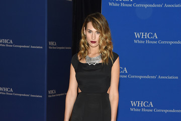 Meagan Camper 101st Annual White House Correspondents' Association Dinner - Inside Arrivals