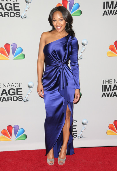 Meagan Good - 44th NAACP Image Awards - Press Room