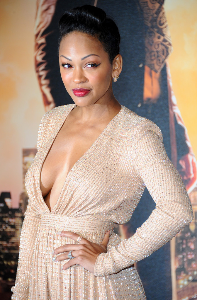meagan good makeup