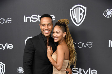 Meagan Good Warner Bros. Pictures and InStyle Host 18th Annual Post-Golden Globes Party - Arrivals