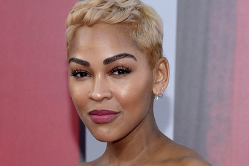 Meagan Good Warner Bros. Pictures And New Line Cinema's World Premiere Of 'SHAZAM!' - Arrivals