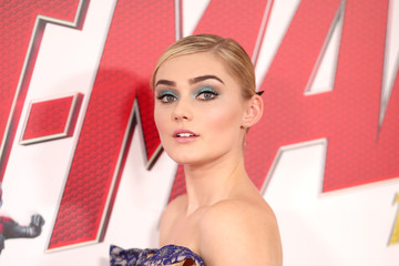 Meg Donnelly Premiere Of Disney And Marvel's 'Ant-Man and the Wasp' - Arrivals
